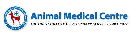 Animal Medical Center – Veterinary Hospital Logo