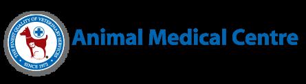 Animal Medical Center – Veterinary Hospital Logo